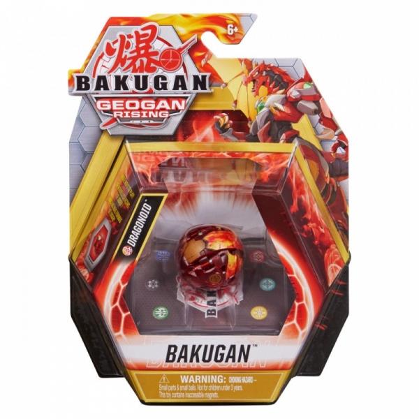 Figurka Bakugan kula podstawowa Ele Chase Dragonoid (6061459/20132738)