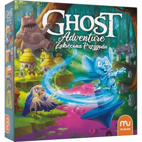 Gra Ghost Adventure Zakręcona Przygoda (PL) (52112)