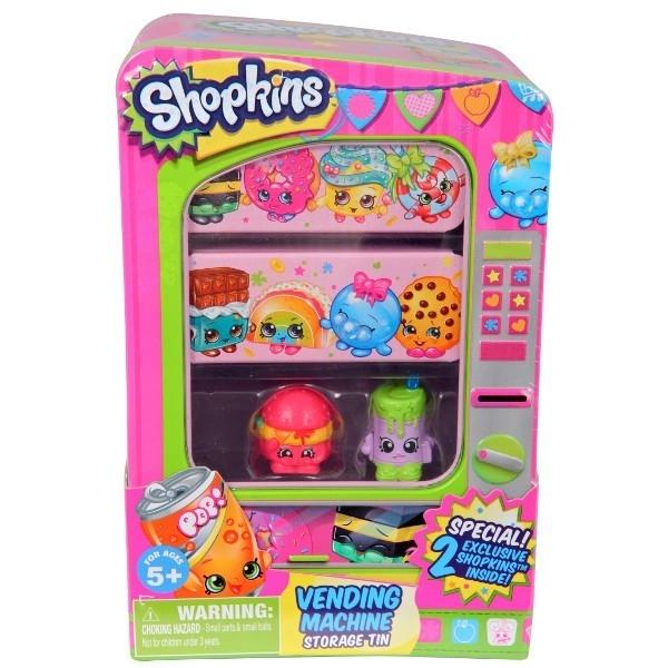 SHOPKINS Automat Sprzedający z figurkami