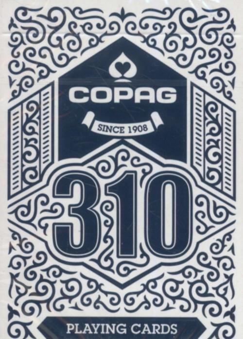 Karty do gry Copag 310 niebieskie