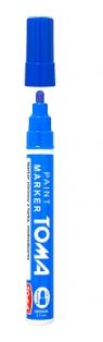 Marker olejny 2.5 mm - niebieski TO-44012
