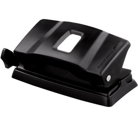 Dziurkacz Essentials Metal do 12 kartek (MPD-401111)