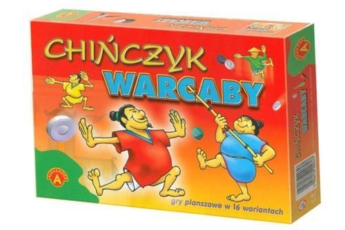 Chińczyk + Warcaby (0111)