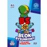 Blok rysunkowy Astra Bs & Rabbit A3/15k - kolorowy (456643)
