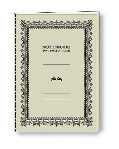 Notatnik ozdobny A5 64 kartki (NB S18A)
