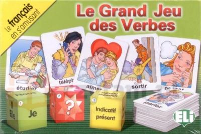 Le Grand jeu des verbes Gra Językowa