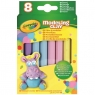 Plastelina pastelowa Crayola, 4 kolory - pastelowe (57-0311)