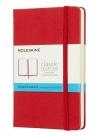 Notes Classic 19x25 tw. kropki czerwony