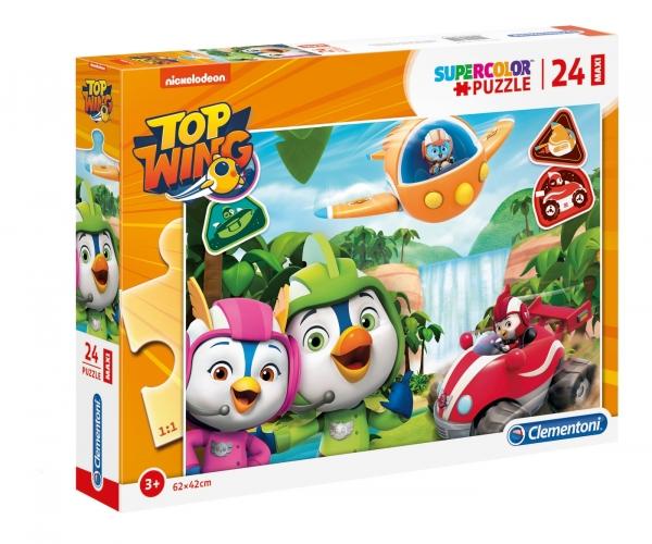 Puzzle 24 Maxi Super kolor: Top Wing (28511)