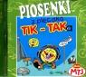 Piosenki z plecaka Tik-Taka (Uszkodzone opakowanie) (CDMTJ10611)