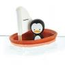 Żaglówka z pingwinem (PLTO-5711)