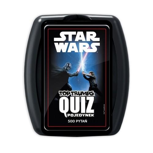 Top Trumps: Quiz 500 pytań - Star Wars Pojedynek