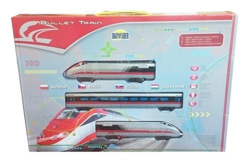 Kolejka na baterie Bullet Train (00711)