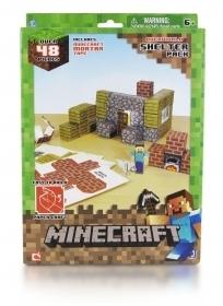 Minecraft: Papercraft - Zestaw schronienie (MIN16711) .