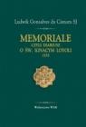 Memoriale czyli Dariusz o św. Ignacym Loyoli