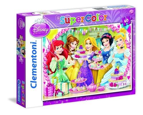 Puzzle Księżniczki. 60 elementów (26911)