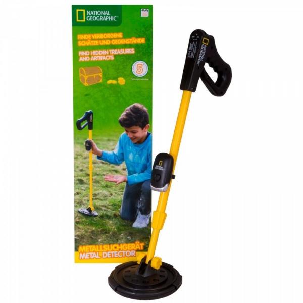 Wykrywacz metalu dla dzieci Bresser National Geographic (73758)