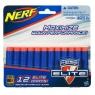 Nerf Elite zestaw 12 strzałek (A0350)