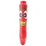 Scentos Funny Face Markers czerwony truskawka
