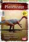 Plateozaur. Dinozaury cz.10. Książka + figurka