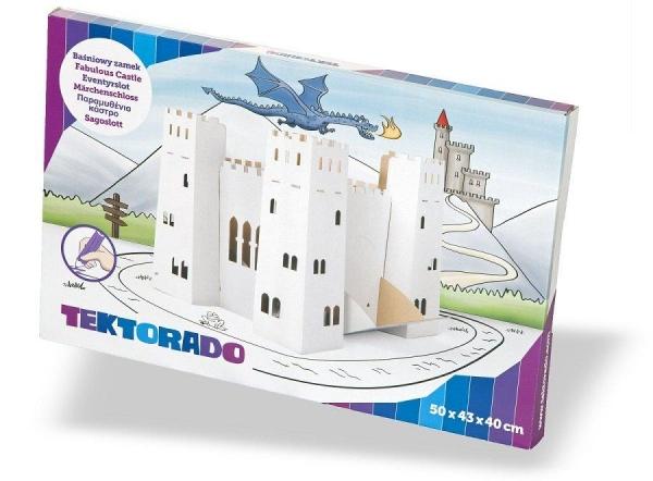 Baśniowy zamek praca zbiorowa