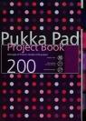 Dots A4 Kołozeszyt projektowy 200 kratka mix