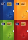 Zeszyt A4 Oxford w kratkę 60 kartek Infinium mix kolorów