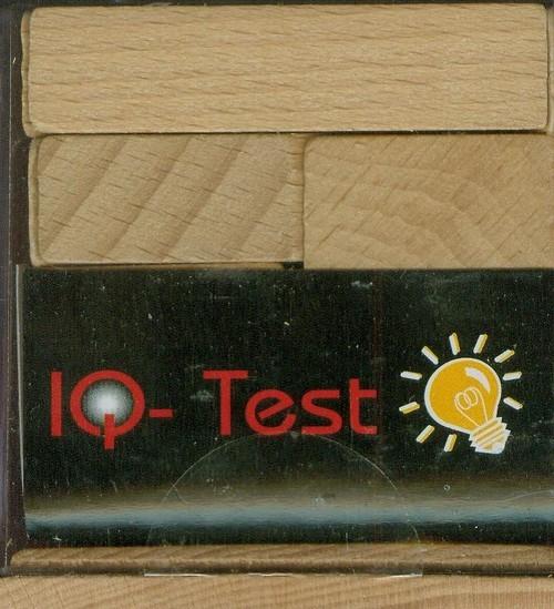 IQ-Box 1 - 3D Tangram