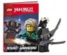 Lego Ninjago. Powrót Garmadona + minifigurka (Z KLNRD17/1)