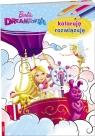 Barbie Dreamtopia Koloruję rozwiązuję D-286