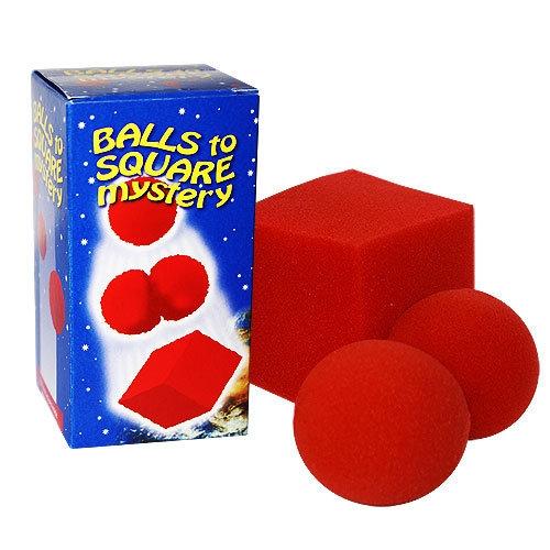 Balls to square mystery Plus Tajemnicze piłki