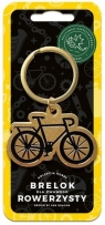 Brelok dla żwawego rowerzysty