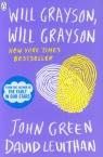 Will Grayson, Will Grayson Green John