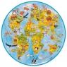 Puzzle 49 XXL: świat - okrągłe (57711)