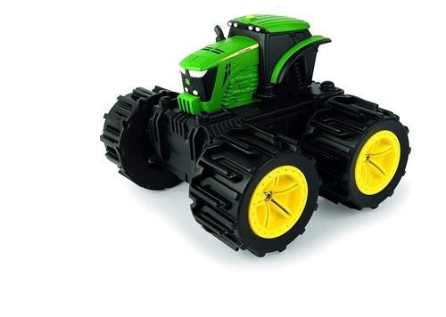 Traktor John Deere Mega opony mini 46711