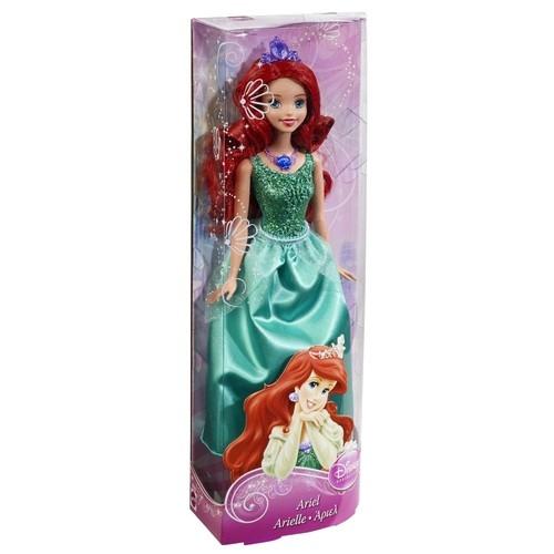 Arielka Błyszczące księżniczki Disney