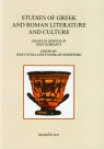 Studies of Greek and Roman literature and culture