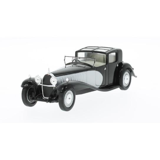 Bugatti Type 41 Royale 1928 (black/silver) (215112)