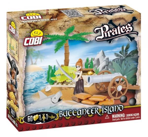Cobi: Piraci. Wyspa Bukaniera - 6011