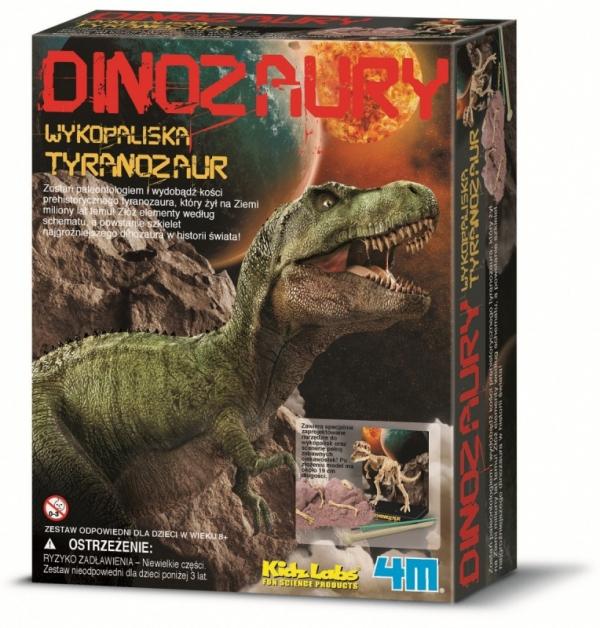 Zestaw naukowy Wykopaliska - T-Rex (3221)