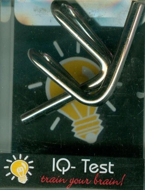 IQ-Test Ćwicz Umysł Podwójne V