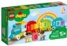 Lego Duplo: Pociąg z cyferkami - nauka liczenia (10954)