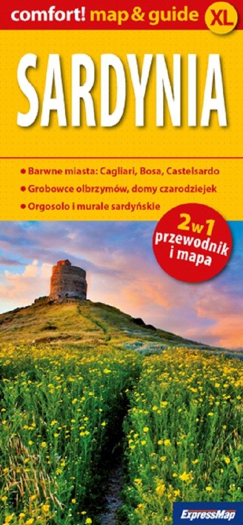 Sardynia 2w1 Przewodnik i mapa