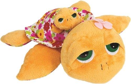 Mama i dziecko słoneczny żółwik Sunshine 23cm