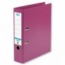 Segregator Elba Pro+ A4/8cm - różowy (100023300)
