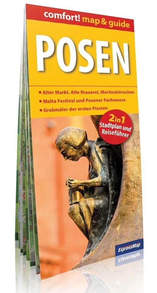 Posen map&guide 2in1