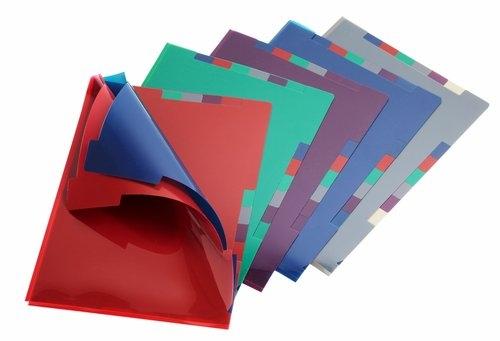 Teczka A4 VariFile mix kolorów