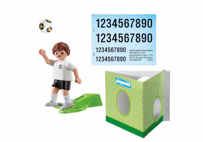 Piłkarz reprezentacji Niemiec (9511)