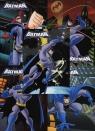 Zeszyt A5 Top-2000 gładki 32 kartki Batman mix