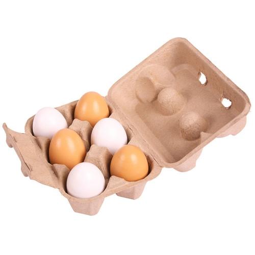 Jajka w opakowaniu 6 sztuk
